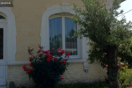 Chambre 1 pers. proche de Bordeaux - Eysines - 独立屋