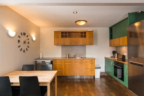 Private apartment in down town Akureyri