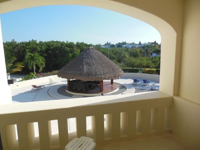 One block from the beach, 2BR apart - Playa del Carmen - Appartement