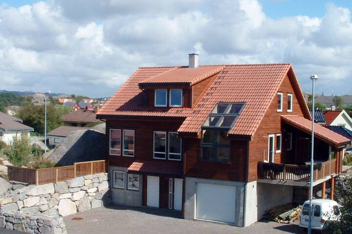 4 star holiday home in Sirevåg