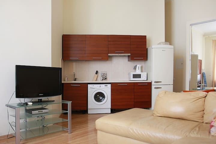 Apartment with jacuzzi on Maidan - Kiev - Apartamento