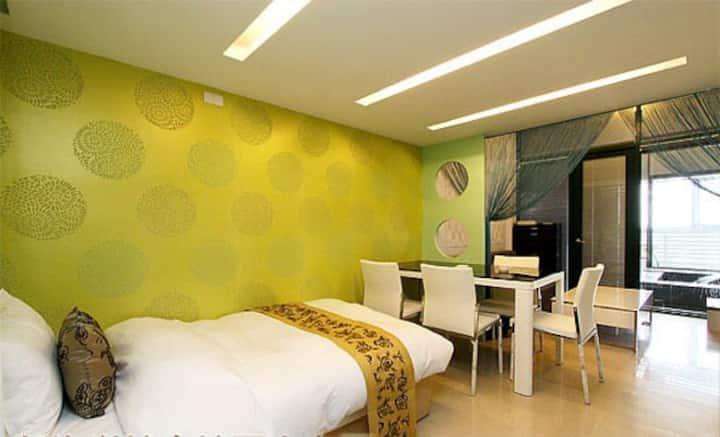 Joaxi Hot spring split level en-suite(2-4p)