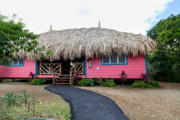 Two bedroom palapa - Willemstad - Cabane