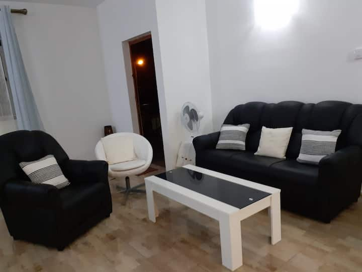 large flat in city cente