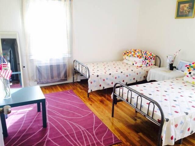 紐約之家New York Home - Warm Home - Queens - Villa