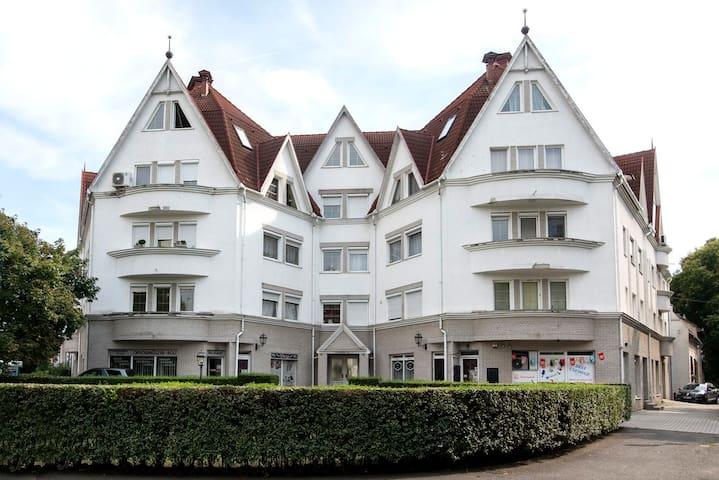 Debrecen belvárosi (  downtown )  lakás kiadó.