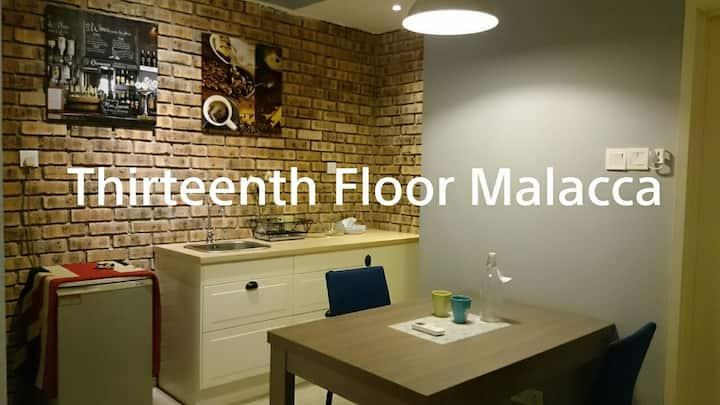 Thirteenth Floor Malacca