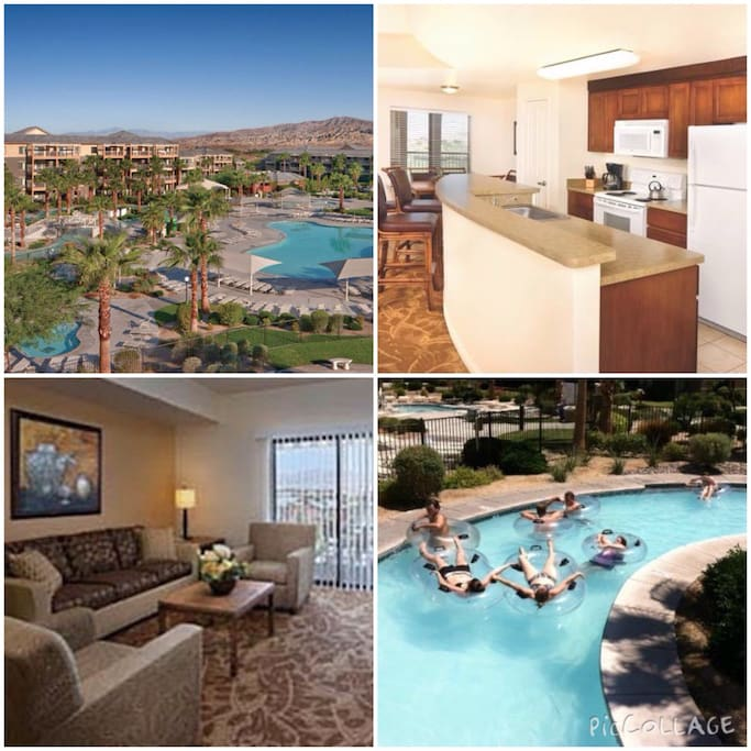 Two Bedroom Condos For Rent: AVAILABLE FOR STAGECOACH-2 Bedroom Condo-Sleeps 6