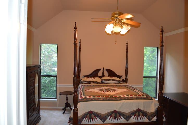 Cozy & Roomy House; Lots of Trees - Duncanville - Huis