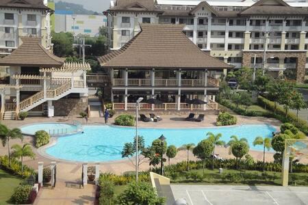 Fabulous Furnished 2 Bedroom Condo - Davao City - Apartament
