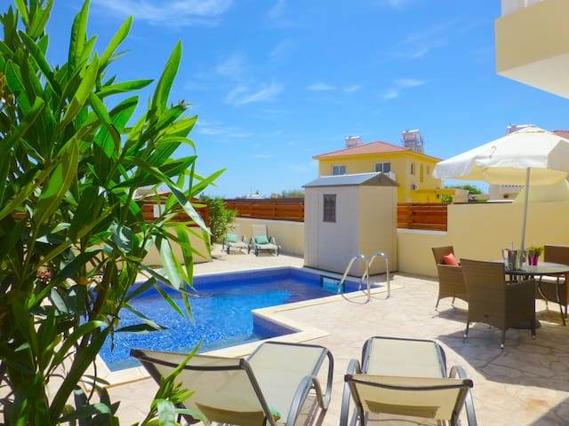 Nissi Golden Sands Villa (No.22) - Ayia Napa - บ้าน
