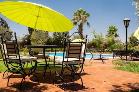 Palais Chehrazad Marrakech - Chambres d'hôtes