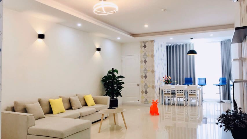 Samba Delux 2BR, PanoSeaview CityCentral FullEquip