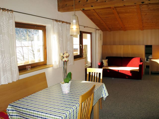 Apartment Haus Wellnest for 5 persons