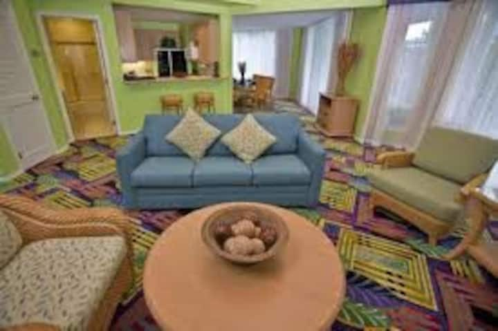 One Bedroom Beautiful Holua Resort