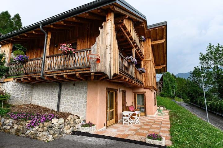 Casa di Alice, cosy and panoramic Apartment