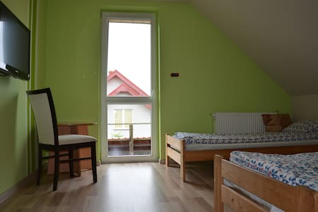 pokój 3 osobowy w spokojnej  okolicy - Połchowo