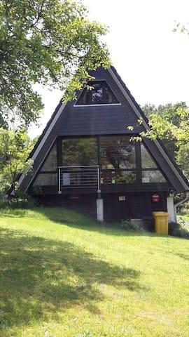Nurdach-Ferienhaus Silva Nr. 19 - Kirchhundem - Haus