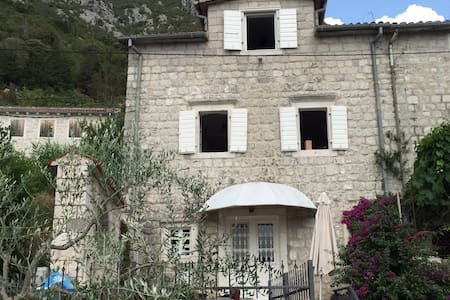 Converted stone house amazing views - House