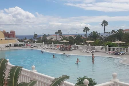 A lovely apartment in Costa Adeje, el Duque