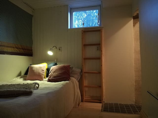 Room, kitchenette close to  globen, tele2.