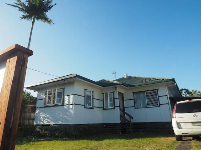 A Home in West Tweed - Tweed Heads West