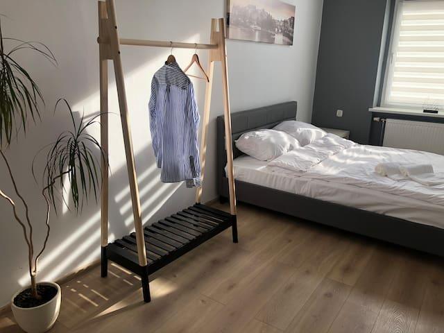 Big,  comfortable room  in the center of Szczecin