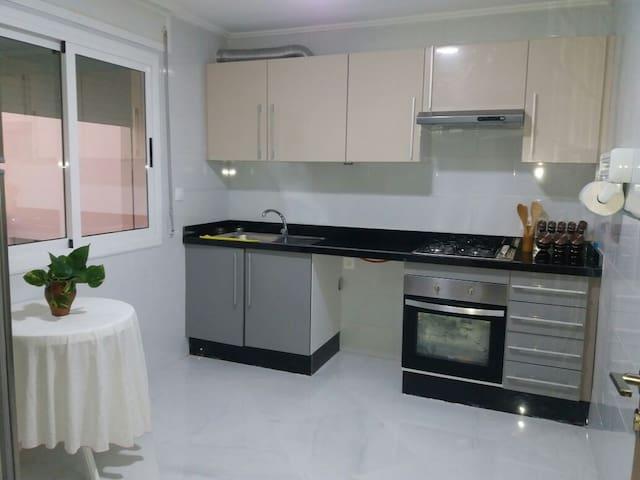 Apartamento en Martil  para 5 huéspedes