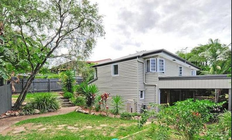 Lush and spacious abode close to the city!