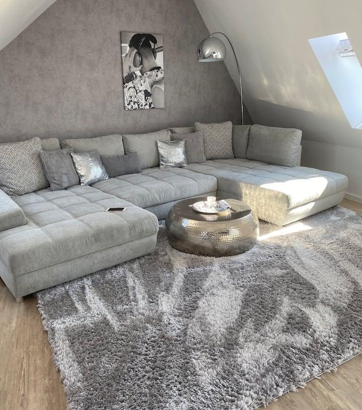 Gemütliche Wohnung im Herzen von Reutlingen