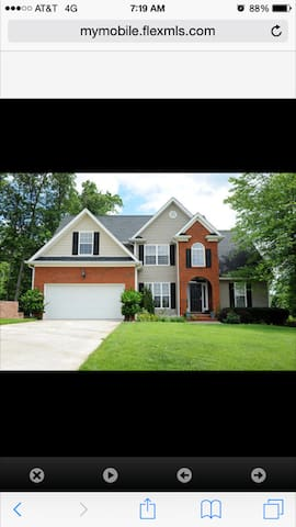 Cozy, Collegedale home with a view. - Ooltewah - 一軒家