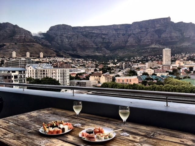 The Table Mountain Penthouse