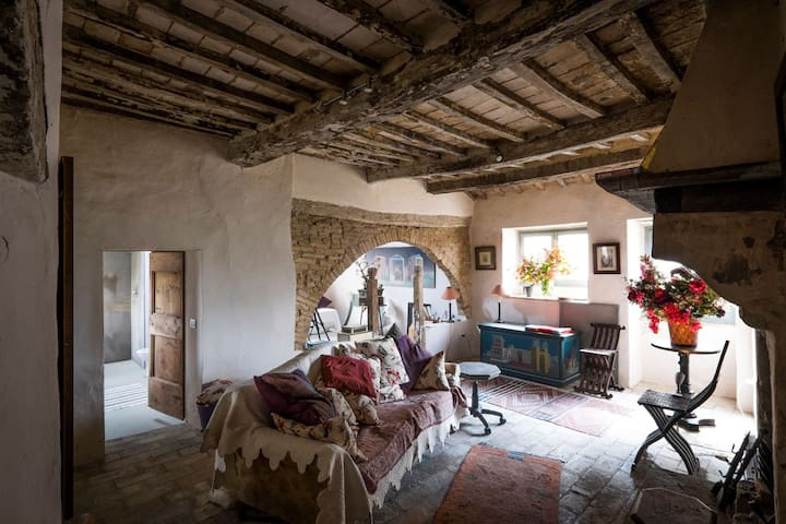 The ArtHouse Umbria - 6 Guests - Umbertide - Ev
