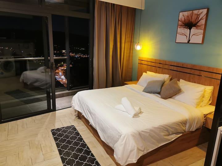(New) Cozy Suite民宿@Empire City(Self check in)