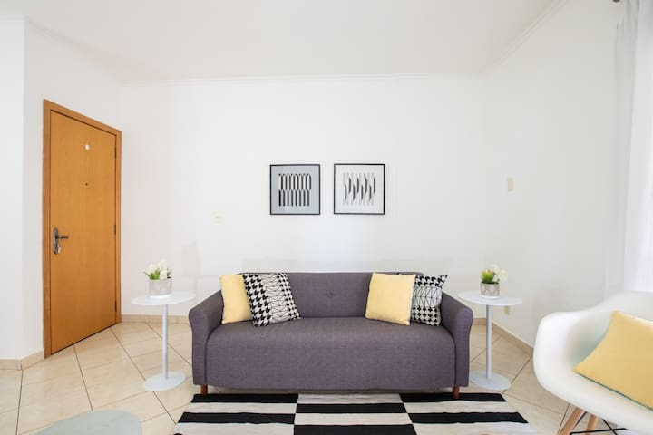 4 bedroom apartment full of comfort and style