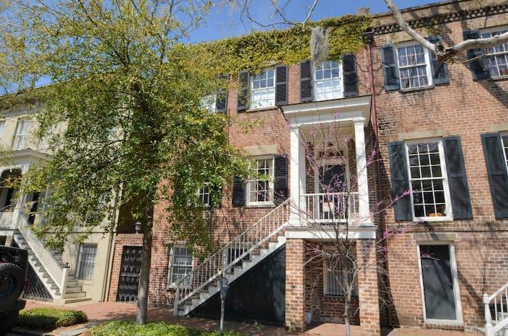 Pulaski's Parlor of Historic Savannah, GA!
