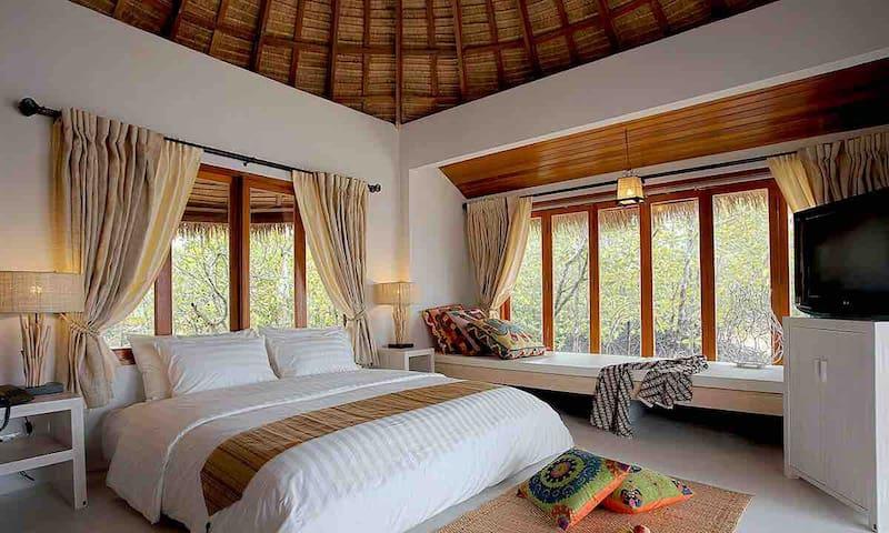 PrivateVillaResort/Maldives Style,Koh Payam-Ranong