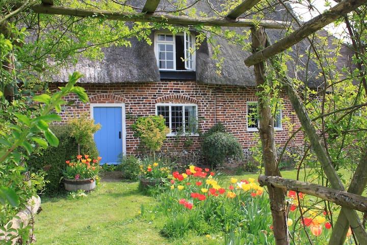 Pretty Thatched Cottage in Lovely Location - Kent - Hus