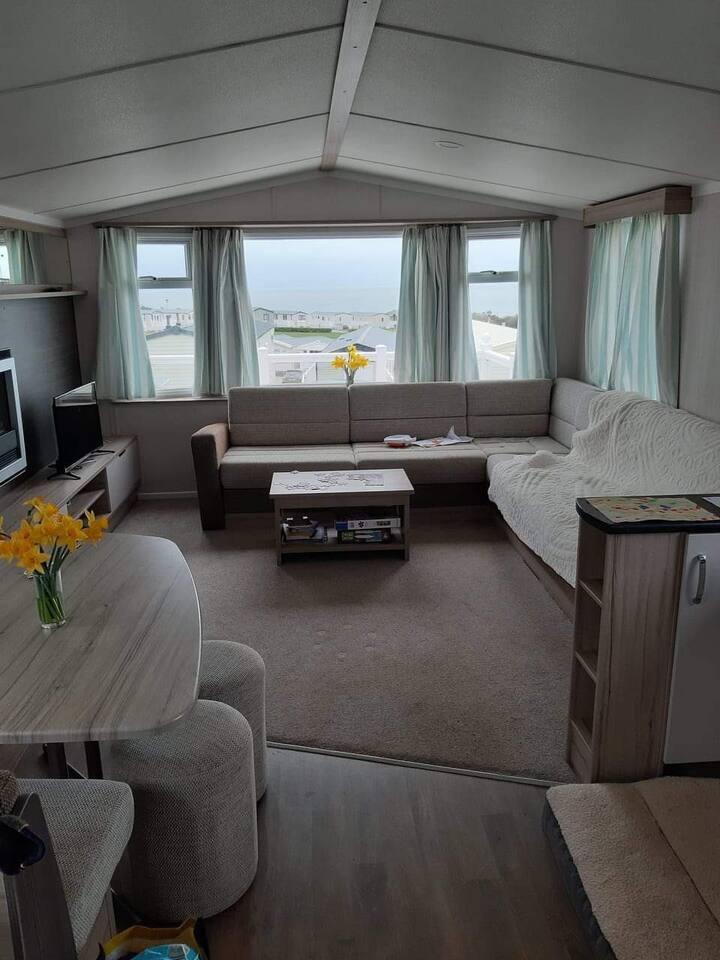 Sandy Bay - Static Caravan with 2 bedrooms