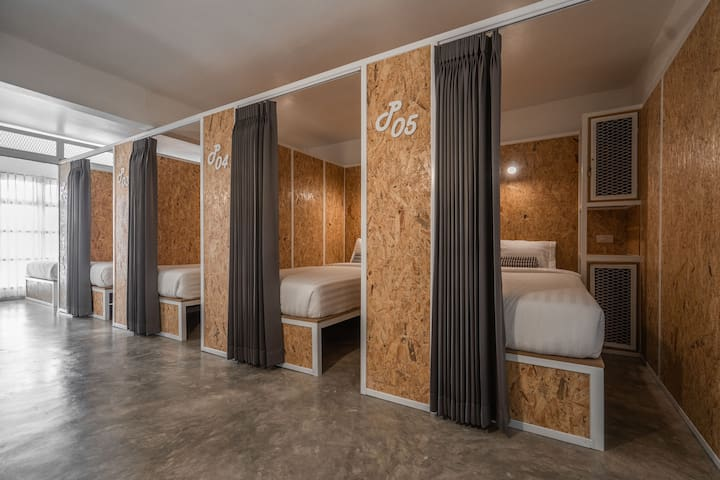 Baan Phuen Hostel (Mixed Cabin)