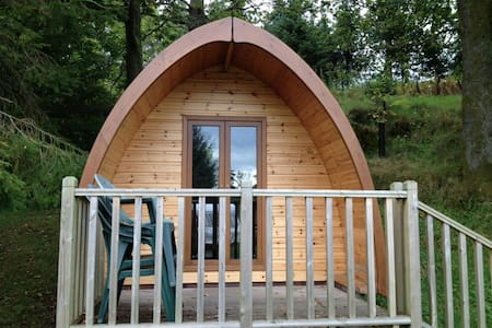 Camping Pod 1 Pound Farm Windermere - Crook, Nr Kendal