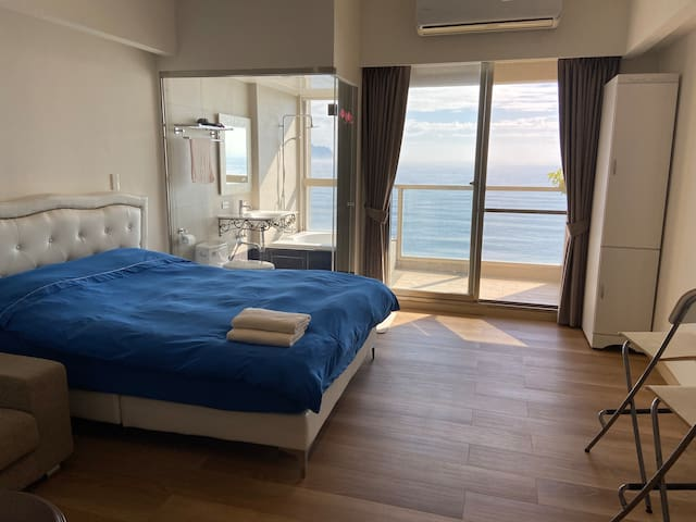 Beachfront Holiday Apartment 2.0 (宜蘭.頭城)