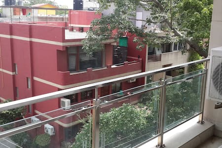 Nice place near Deer Park and Hauz Khas Village - Nova Délhi - Apartamento