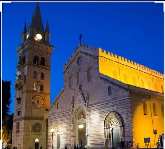 Cathedral messina