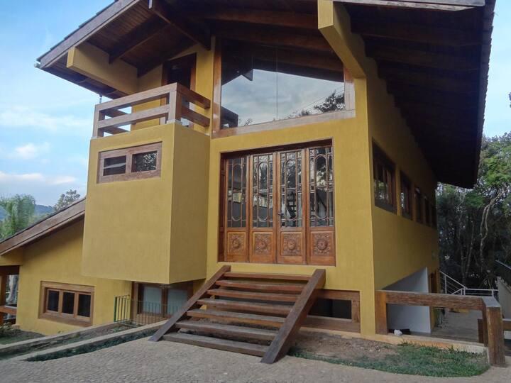 Casa em Condominio na Serra da Cantareira