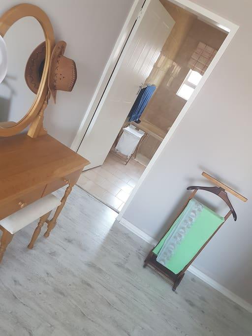 Bathroom 1- Ensuite to main bedroom