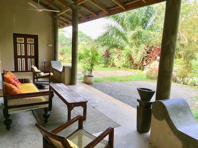 Janaki's Forest Retreat