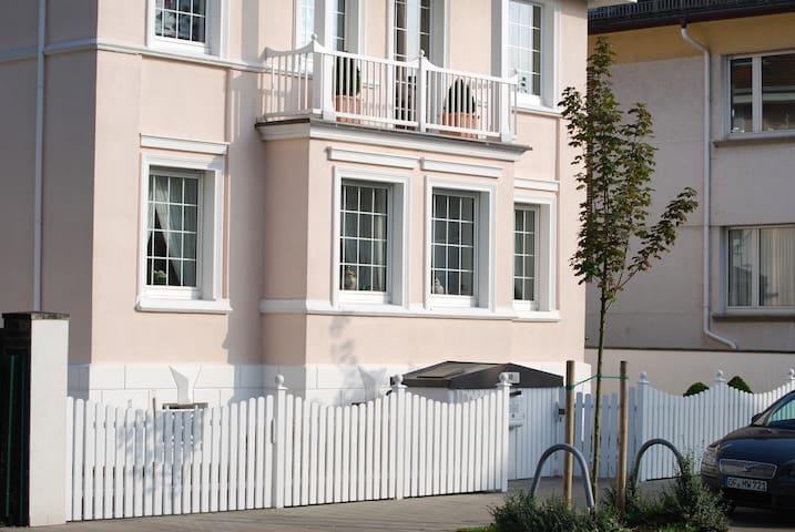 Wohnung mit bester Anbindung nach Frankfurt