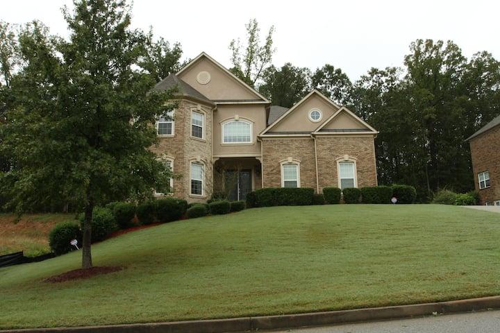 Suburban Retreat in Ellenwood, GA