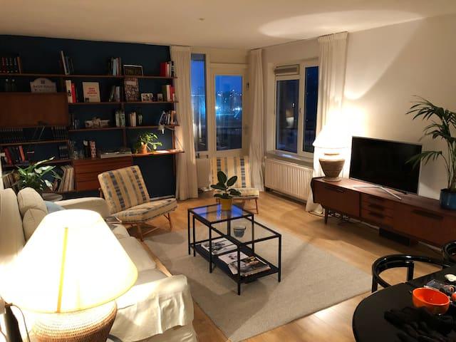 Spacious apartment @ NDSM Amsterdam